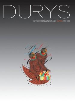 DURYS - Nr. 4 (40), Balandis 2017