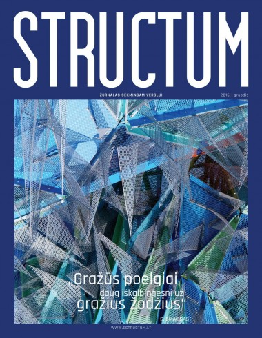 STRUCTUM - Gruodis 2016