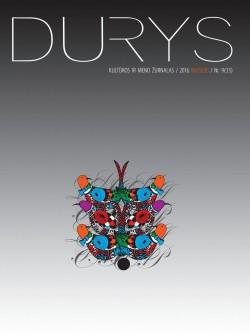 DURYS - Nr.9 (33), Rugsėjis 2016