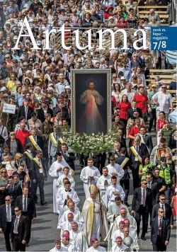 ARTUMA - Liepa/Rugpjūtis 2016