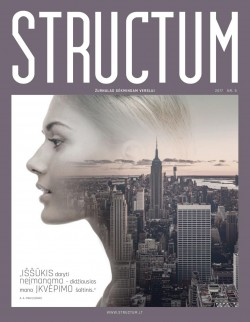 STRUCTUM - Gegužė 2017