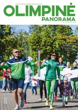 OLIMPINĖ PANORAMA - Birželis, Nr.6 (94) 2017