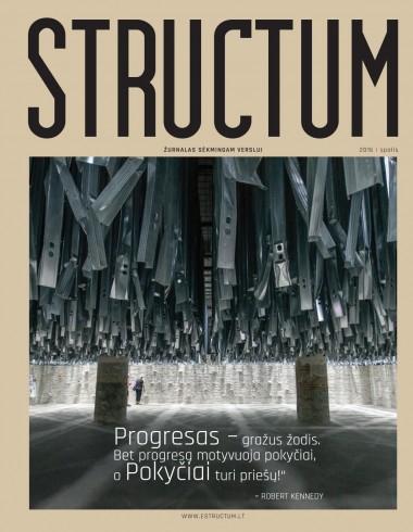 STRUCTUM - Spalis 2016