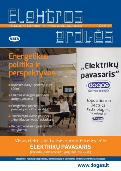 ELEKTROS ERDVĖS - Nr. 34/2014