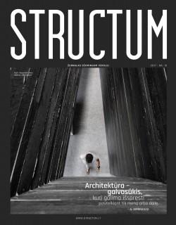 STRUCTUM - Spalis 2017