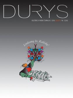 DURYS - Nr.12 (36), Gruodis 2016