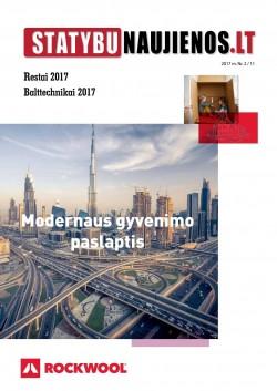 STATYBUNAUJIENOS.LT - 2 (11), 2017
