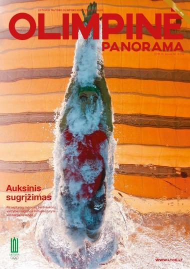 OLIMPINĖ PANORAMA - Kovas Nr. 3 (79) 2016